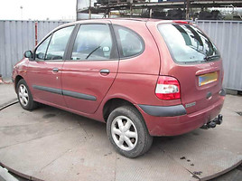 Renault Scenic I Automatic, 2001m.