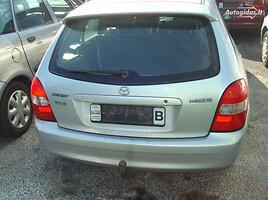 Mazda 323F III Europa Dyzelis, 2001y.