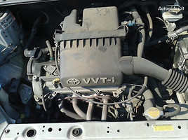 Toyota Yaris I Europa 2001 y. parts