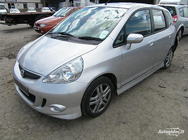 Honda Jazz II