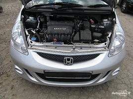 Honda Jazz 2007 m. dalys