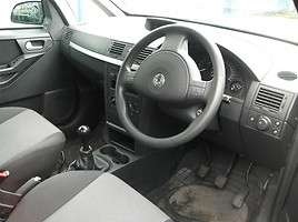 Opel Meriva I 1.6, 2004m.