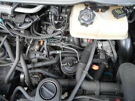 Citroen Evasion Dyzelis 2.0 HDI 2001 y. parts