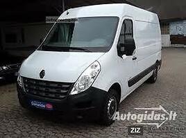 Renault Master   Heavy minibus