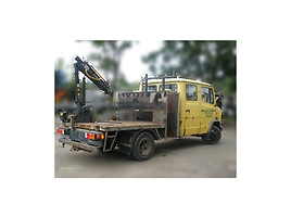 609 711 811 814 Palfinger, Фургон, грузовик до 7,5т.  Mercedes-Benz 609 611 714 811 814 1987 г запчясти