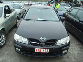 Nissan Almera N16 EUROPA Hečbekas