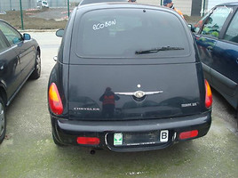 Chrysler PT Cruiser EUROPA, 2001m.