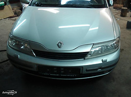 Renault Laguna II cdi, 2002m.