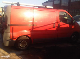 Renault Trafic, 2002г.