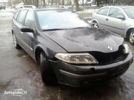 Renault Laguna II 2003 m. dalys