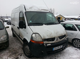 Renault Master   Commercial auto (with box)
