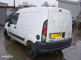 Renault Kangoo I 1.5DCI Commercial auto (with box)