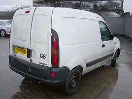 Renault Kangoo I 1.5DCI, 2002m.