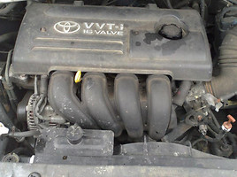 Toyota Corolla Verso 2002 m. dalys