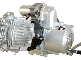 ATV 125cc Keturratis/Triratis 2010