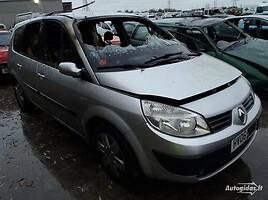 Renault Grand Scenic 2006 m. dalys