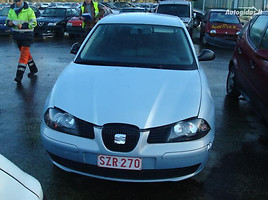 Seat Ibiza III Europa 1.2 12V Hečbekas 2004
