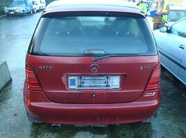 Mercedes-Benz A 170 W168 Europa odinis salona 2001 m. dalys