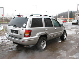 Jeep Grand Cherokee II  Vienatūris