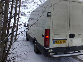 Iveco Daily 2005 m dalys