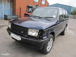 Land-Rover Range Rover II  Visureigis