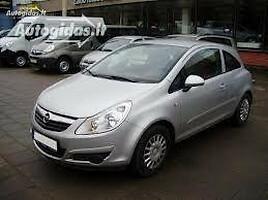 Opel Corsa C  Coupe