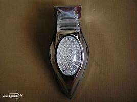 Čioperis  Yamaha Warrior 2005 y. parts