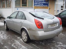 Nissan Primera P12 2003 y. parts
