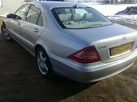 Mercedes-Benz S 350 W220 2004 г. запчясти