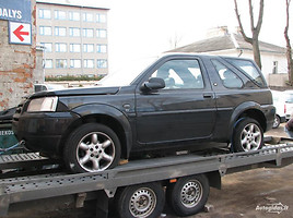 Land-Rover Freelander
