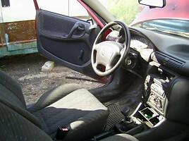 Opel Astra I ziureti komentarus 1996 m. dalys