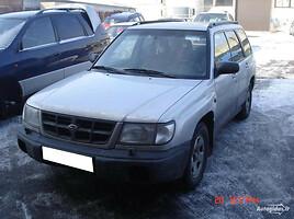 Subaru Forester   Vienatūris