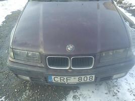 Bmw 316 E36 compact 75kw 1996 m. dalys