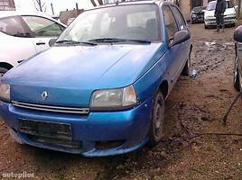 Renault Clio I 1993 m. dalys