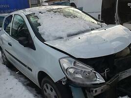 Renault Clio II 2008 m. dalys