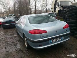 Peugeot 607 2002 m. dalys