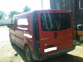 Renault Trafic, 2002m.