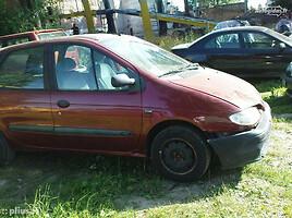 Renault Scenic I 1997 m. dalys