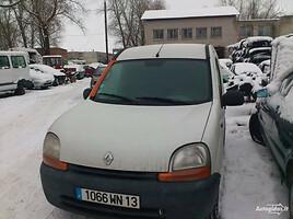 Renault Kangoo I 2000 m. dalys