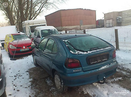 Renault Megane I 1997 m. dalys