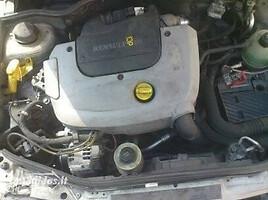 Renault Kangoo I, 2000m.