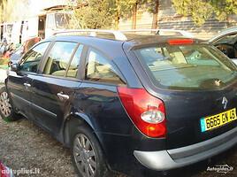Renault Laguna II 2002 m. dalys