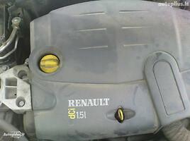 Renault Clio II 2005 m. dalys