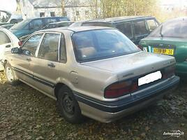 Mitsubishi Galant IV 1990 m. dalys