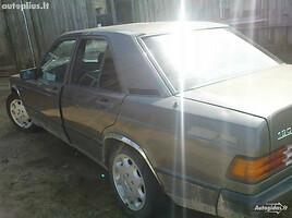 Mercedes-Benz 190 1990 m. dalys