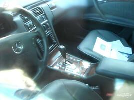 Mercedes-Benz E 320 W210 2002 m dalys