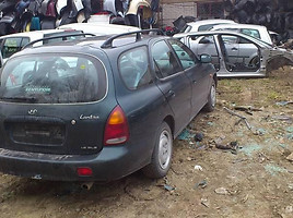 Hyundai Lantra   Wagon
