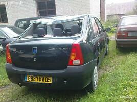 Dacia Logan I (2004-2012)  2006 m. dalys