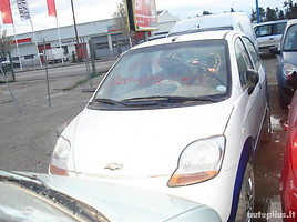 Chevrolet Matiz 2009 m. dalys
