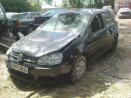 Volkswagen Golf V 2005 m. dalys